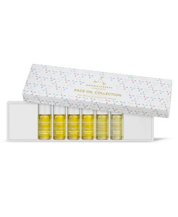 Набор для путешествий Face Oil Collection по 6,3 мл каждый Aromatherapy Associates