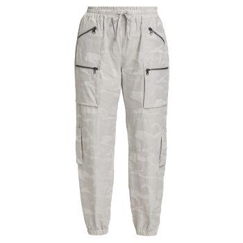 Камуфляжные штаны Airborne Blanc Noir
