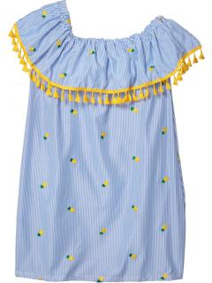 Платье с ананасами Catalina (Маленькие дети / Большие дети) Fiveloaves twofish