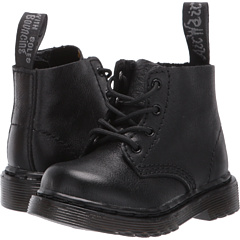 1460 Pascal Mono Boot (Малыш) Dr. Martens Kid's Collection