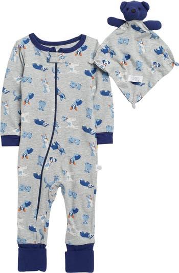 Комбинезон Sleep On It, комплект из 2 предметов пижамы и одеяла CLOUD NINE