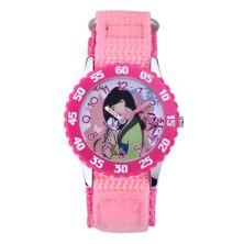 Часы Disney Princess для учителей Mulan & Flower Kids 'Time Licensed Character