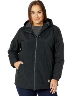Легкое пальто больших размеров OC221 RD Carhartt