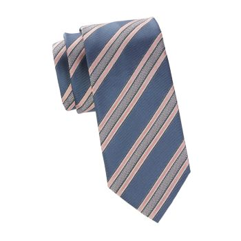 Полосатый шелковый галстук Brioni