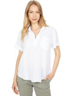 Легкая рубашка с коротким рукавом и карманом Magic Elliott Lauren