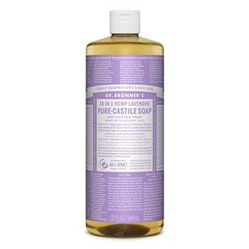 Dr. Bronner's Castille Liquid Soap - Lavender Dr. Bronner's