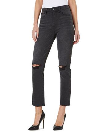 Прямые джинсы с высокой посадкой с высокой посадкой Numero