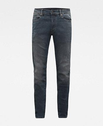 Мужские зауженные зауженные джинсы Citishield 3D Slim G-Star
