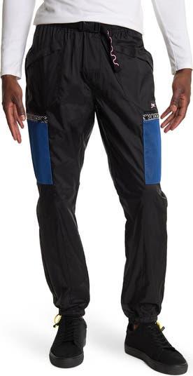 Брюки в стиле милитари с сетчатыми карманами Ripper с цветными блоками ICE CREAM