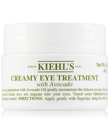 Крем для глаз с авокадо, 0,5 унции. Kiehl's Since 1851