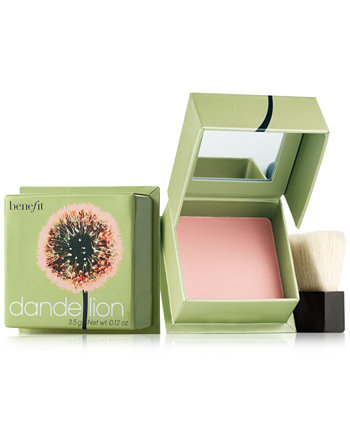 Одуванчик Box O 'Powder Blush Mini Benefit Cosmetics