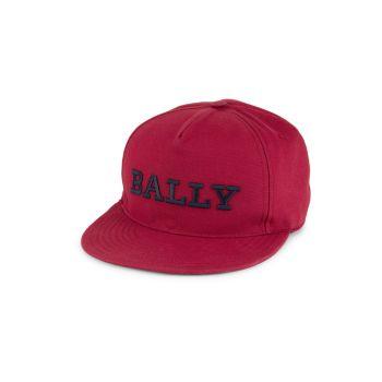 Бейсболка с логотипом BALLY