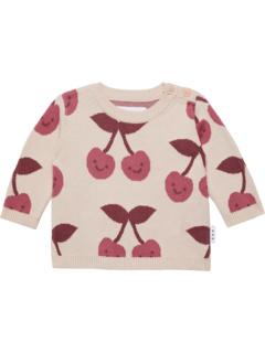 Вязаный джемпер Cherry (для младенцев / малышей) HUXBABY