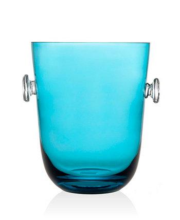 Ведро Novo Rondo Sea Blue Champ Godinger