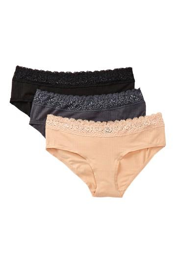 Нижнее белье Bikini Brief - комплект из 3 шт. Felina