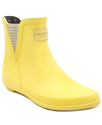 Женские ботинки от Piccadilly Chelsea от дождя London Fog