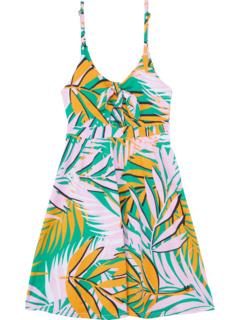 Пляжное платье Palm Trees из дождя (для маленьких / больших детей) Maaji Kids