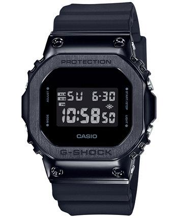 Мужские цифровые часы с черным полимерным ремешком, 43 мм G-Shock