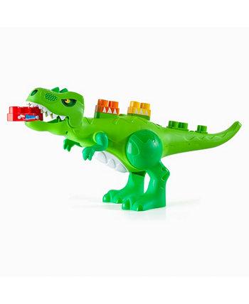Молто - Дино Блоки, 30 штук Fundamental Toys