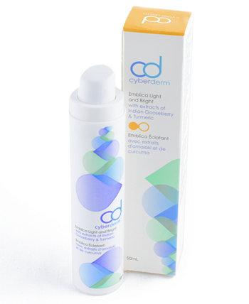 Cyberderm Emblica Осветляющий крем для светлой и светлой кожи, 1,7 унции The Sunscreen Company