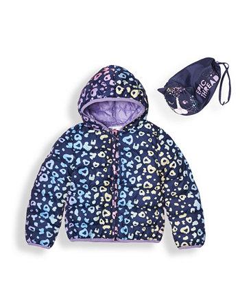 Водонепроницаемая упаковываемая куртка Pals для маленьких девочек Epic Threads