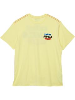 Команда Родео с короткими рукавами (для больших детей) RVCA Kids