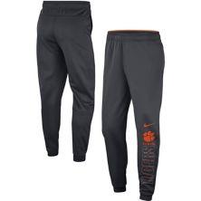 Men's Nike Anthracite Clemson Tigers Team Performance Pants Nike