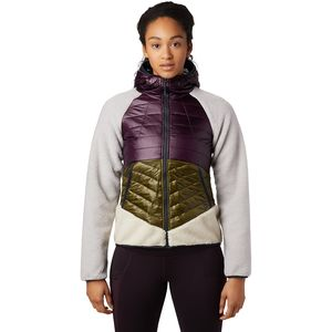 Куртка Mountain Hardwear Altius Hybrid с капюшоном Mountain Hardwear