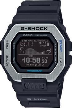 G-Shock GBX100 G-LIDE Tide and Step Tracker Watch Casio