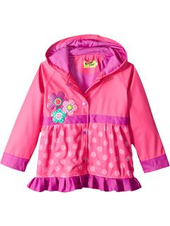 Пальто-дождевик с цветочками (для малышей / малышей) Western Chief Kids