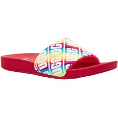 Beach Slide (Малыш / Маленький ребенок / Большой ребенок) UGG Kids