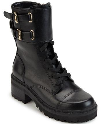Женские ботильоны Bart со шнуровкой и пряжками DKNY