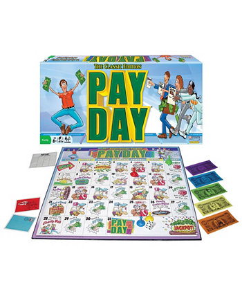 Pay Day Game Winning Moves