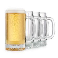 Food Network™ 4-pc. Barley Beer Mug Set Food Network
