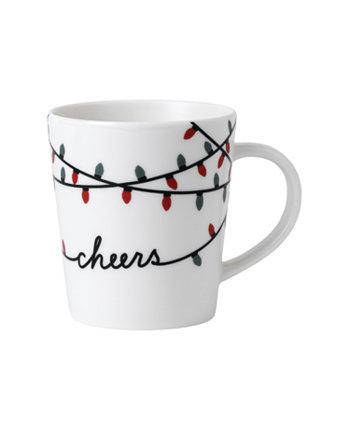 Кружка Crafted By Royal Doulton® Cheers ED Ellen DeGeneres