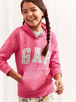 Толстовка с капюшоном Kids Gap Logo Gap Factory