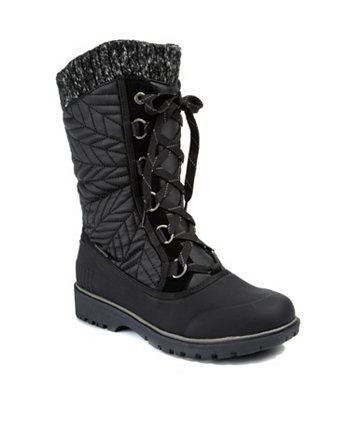 Водонепроницаемые женские ботинки для холодной погоды Stark Baretraps