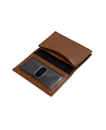 Мужской тонкий держатель для карт с блокировкой RFID в подарочной коробке CHAMPS