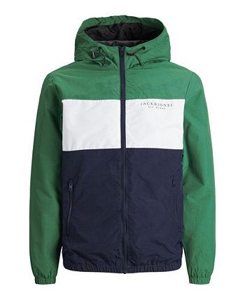 Легкая переходная мужская куртка с длинным рукавом Jack & Jones