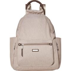 Новый классический рюкзак Heritage на весь день с ремешком для телефона RFID Baggallini