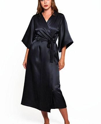 Женский роскошный длинный халат с рукавами в стиле кимоно ICollection