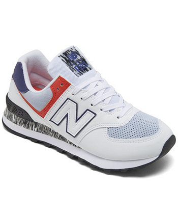 Women's 574 Casual Sneakers from Finish Line New Balance