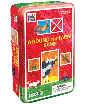 Мир Эрика Карла - Вокруг фермерской игры в жестяной банке Briarpatch