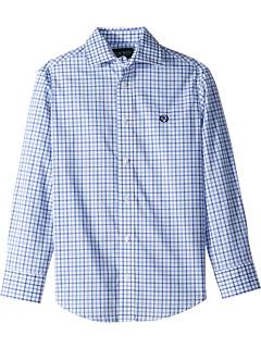 Классическая рубашка с широким воротником (Big Kids) Ralph Lauren