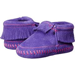 Riley Bootie (для младенцев / малышей) Minnetonka Kids