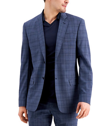 Мужской пиджак приталенного кроя Armani Exchange