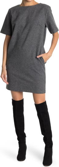 Heathered T-Shirt Dress FRNCH