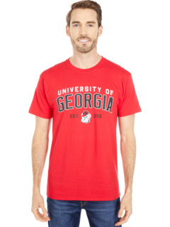Футболка из джерси Georgia Bulldogs Champion College