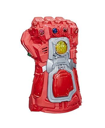 Мстители: Финал Red Infinity Gauntlet Electronic Fist Roleplay Marvel