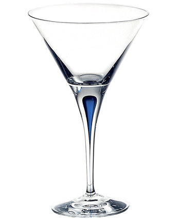 Бокал для мартини Intermezzo Blue Orrefors